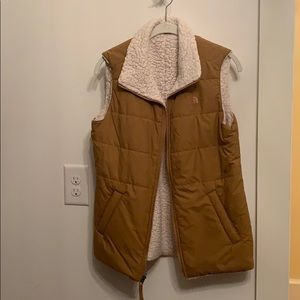 North Face Merriewood reversible vest